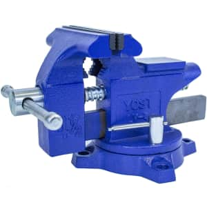 """Yost 4.5"""" Home Vise for $34"""