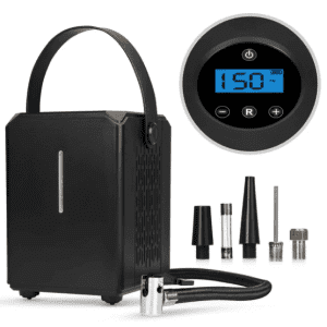 Portable Air Compressor / Tire Inflator for $32