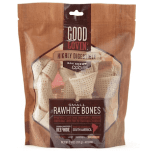 Good Lovin' Rawhide Bones for Dogs at Petco: 50% off 1st repeat delivery