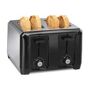 Hamilton Beach 24671 Extra-Wide Slot Toaster with Shade Selector, Auto Shutoff, Cancel Button Toast for $49