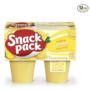 Snack Packs at Amazon: Up to 20% off