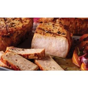 Omaha Steaks Deluxe Steaks, Chicken, & Chops for $134