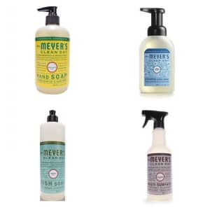 Mrs. Meyer's Soap at Ace Hardware for $3