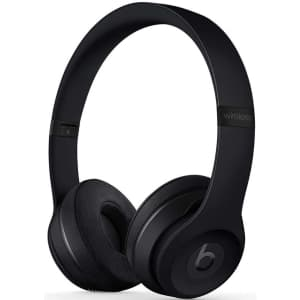 Beats by Dr. Dre Solo3 Wireless Bluetooth On-Ear Headphones for $165