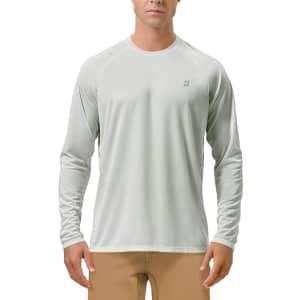 Roadbox Men's UPF 50+ Fishing Shirt from $9