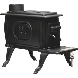 US Stove Cast Iron Wood Stove for $300 in cart