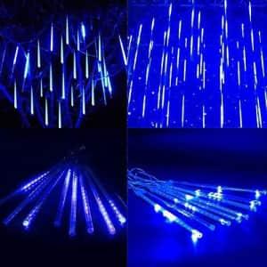 ZCPlus Meteor Shower String Lights for $10