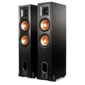 Klipsch R-28PF Floorstanding Speaker Pair for $399