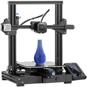 Ender 3 V2 3D Printer for $279