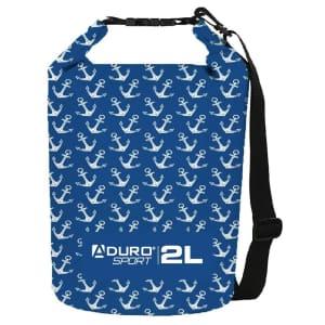 Aduro Sport 2-Liter Floating Waterproof Dry Bag for $10