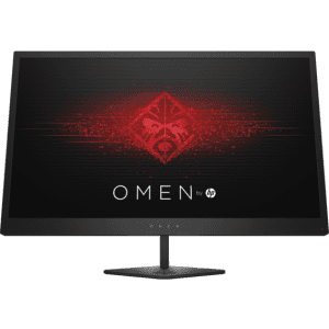"""HP Omen 25"""" 1080p 144Hz FreeSync Gaming Monitor for $240"""