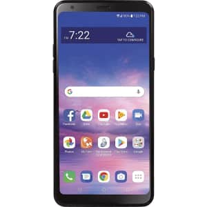 LG Stylo 5 32GB Android Smartphone for Tracfone for $80