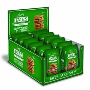 Tate's Bake Shop 24-Count 1-oz. Thin Crispy Cookies for $17 w/ Prime