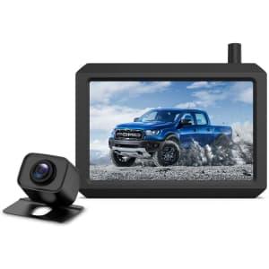 Auto-Vox Wireless Backup Camera Kit for $150