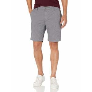 AG Adriano Goldschmied Men's Wanderer Modern Slim Fit Trouser Shorts, Florence Fog, 32W for $89