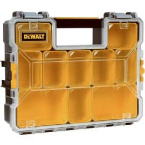 DeWalt 10-Compartment Small Parts Organizer for $10