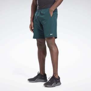 Reebok Men's Speed Shorts for $15