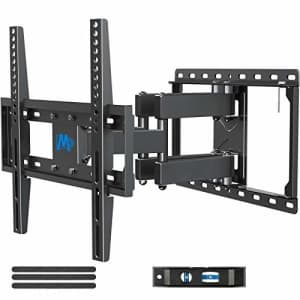Mounting Dream UL Listed TV Mount TV Wall Mount with Swivel and Tilt for Most 32-55 Inch TV, Full for $40