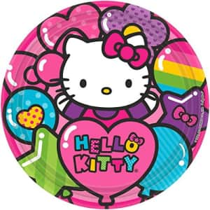 Hello Kitty Party Supplies Bundle Pack for 16 Guests (Plus Party Planning Checklist by Mikes Super for $15