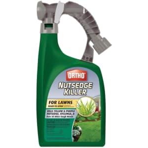 Ortho Nutsedge Killer for Lawns Ready-To-Spray 32-oz. Bottle for $15