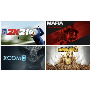 Green Man Gaming 2K Sale: Up to 86% off