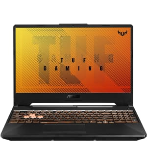 "Asus TUF 3rd-Gen. Ryzen 5 A15 15.6"" 144Hz Gaming Laptop for $1,489"