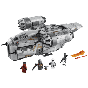 LEGO Star Wars Mandalorian The Razor Crest for $130