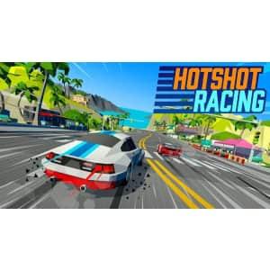 Hotshot Racing for Nintendo Switch: $4.99