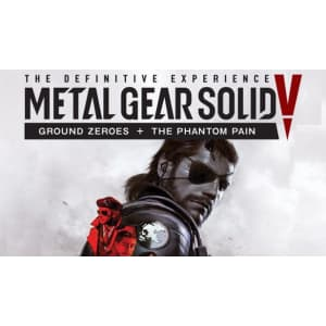 Metal Gear Games at Steam: Up to 90% off