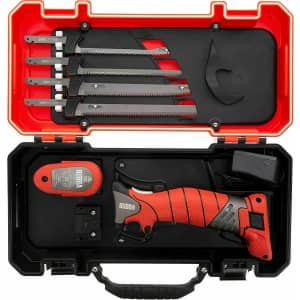 Bubba Blades Pro Series Li-ion Electric Fillet Knife Kit for $140