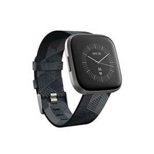 Fitbit Versa 2 Special Edition Health and Fitness Smartwatch with Heart Rate, Music, Alexa for $199