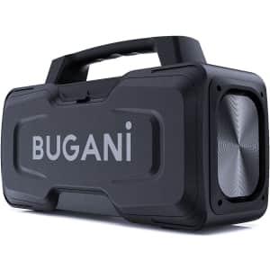 Bugani Portable Bluetooth Speaker for $80