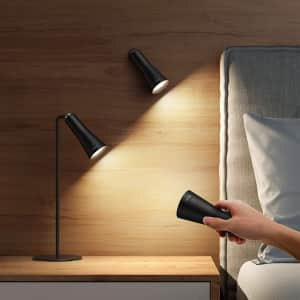 Odec 3-in-1 Convertible Lamp / Flashlight for $20