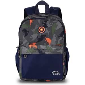 Sarhlio Kids' Dinosaur Backpack for $14