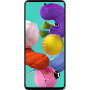 Samsung Galaxy A51 128GB Android Smartphone for Verizon: free w/ 2yr Verizon Device Payments