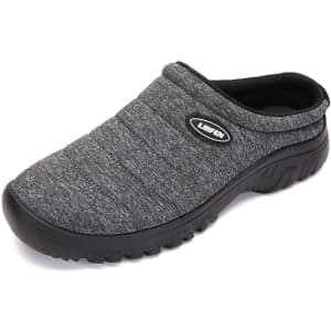 Ubfen Unisex Indoor/Outdoor House Shoes for $18