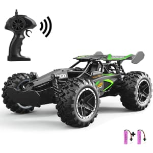 Blexy Water-Resistant High-Speed Remote Control Car for $15
