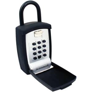 KeyGuard Punch Button Lockbox for $27