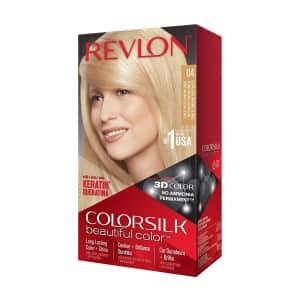 Revlon Colorsilk Beautiful Color Permanent Hair Color for $3
