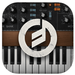 Minimoog Model D Synthesizer for iPhone & iPad: free
