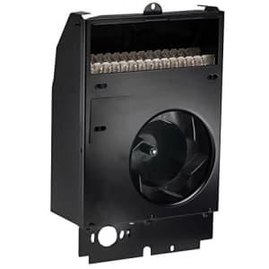 Cadet Com-Pak Plus 8 in. x 10 in. 500-Watt 120-Volt Fan-Forced Wall Heater Assembly for $106