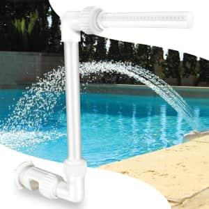 Enjoysun Swimming Pool Fountain for $11