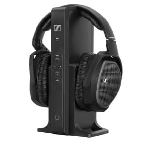Sennheiser RS 175 Wireless Surround Sound Headphones for $217