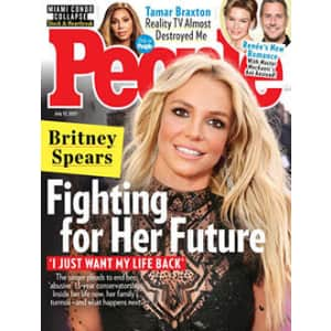 People Magazine 6 Months Print Subscription (27 issues): Complimentary