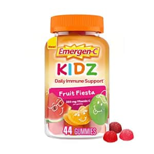 Emergen-C Kidz Daily Immune Support Dietary Supplements, Flavored Gummies with Vitamin C and B, for $11