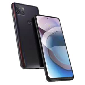 Motorola One 5G UW Ace 64GB Android Smartphone for Verizon for $0 w/ 24-month agreement