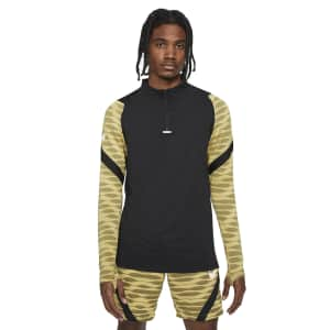 Nike Dri-FIT Men's Strike 1/4-Zip Soccer Drill Top for $35