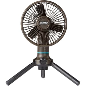 Coleman OneSource Rechargeable Fan for $65