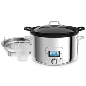 All-Clad 5-Qt. Slow Cooker and Multi Cooker for $110