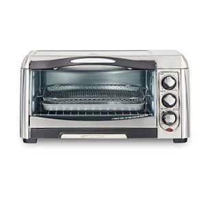 Hamilton Beach Air Fry Sure-Crisp Toaster Oven for $137